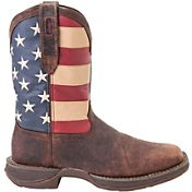 Durango Men's Rebel Patriotic Pull-On Work Boots