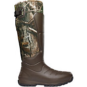 Lacrosse Men's AeroHead 18' 7mm Insulated Rubber Hunting Boots
