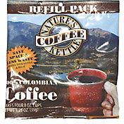 Nature's Kettle Colombian Coffee Refill Packs