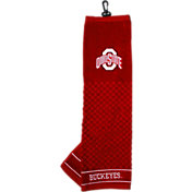 Team Golf Ohio State Buckeyes Embroidered Towel