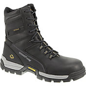 "Wolverine Men's Tarmac Reflective 8"" Waterproof Composite Toe Work Boots"