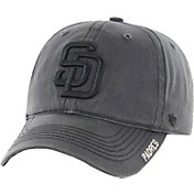 '47 Men's San Diego Padres Nightfall Closer Grey Fitted Hat