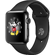 Apple Watch Series 2, Stainless Steel 42mm Case