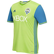 adidas Men's Seattle Sounders Replica Home Jersey