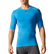 adidas Men's techfit Prime Knit Compression T-Shirt