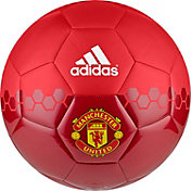 adidas Manchester United Supporters Soccer Ball