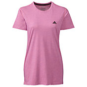 adidas Women's Ultimate 2.0 Crewneck Double Dye T-Shirt