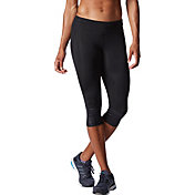 adidas Women's Supernova Reflective Three-Quarter Running Tights