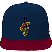 adidas Youth Cleveland Cavaliers Navy Adjustable Snapback Hat