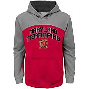Gen2 Youth Maryland Terrapins Red/Grey Arc Hoodie