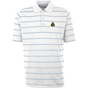 Antigua Men's Purdue Boilermakers Deluxe Performance White Polo