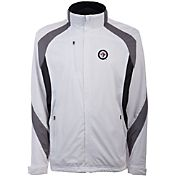 Antigua Men's Winnipeg Jets Tempest White Full-Zip Jacket
