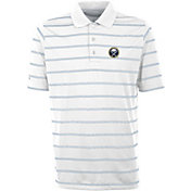 Antigua Men's Buffalo Sabres Deluxe White Polo