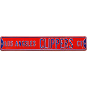 Authentic Street Signs Los Angeles Clippers Court Sign