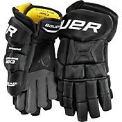 Bauer Youth Supreme TotalOne MX3 Ice Hockey Gloves