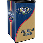 Boelter New Orleans Pelicans Counter Top Height Refrigerator