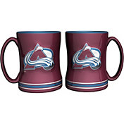 Boelter Colorado Avalanche Relief 14oz Coffee Mug 2-Pack