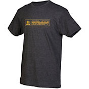 boxercraft Youth Murray State Racers Grey Just for You Crew Wordmark and Logo T-Shirt