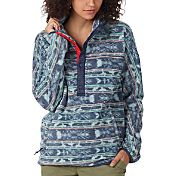 Burton Women's Anouk Fleece Pullover Long Sleeve Shirt