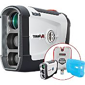 Bushnell Tour v4 Patriot Pack Laser Rangefinder