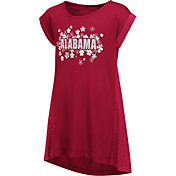 Colosseum Athletics Girls' Alabama Crimson Tide Crimson Toddler Daisy Dress
