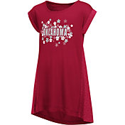 Colosseum Athletics Girls' Oklahoma Sooners Crimson Toddler Daisy Dress