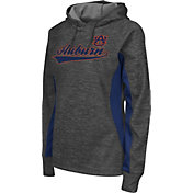 Colosseum Athletics Women's Auburn Tigers Grey Performance Hoodie