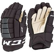 CCM 4R Junior Ice Hockey Gloves