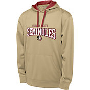 Champion Men's Florida State Seminoles Gold T-Formation Performance Hoodie