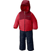 Columbia Toddler Double Flake Insulated Jacket and Bib Set
