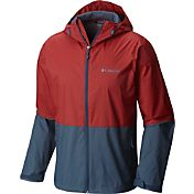Columbia Men's Roan Mountain Rain Jacket