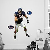 Fathead Brian Urlacher Junior Wall Graphic