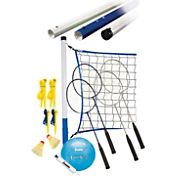 Franklin Recreational Badminton and Volleyball Combo Set