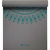 Gaiam 6mm Premium Print Marrakesh Yoga Mat