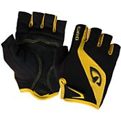 Giro Mens' Bravo Fingerless Cycling Gloves