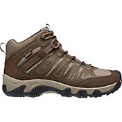 KEEN Men's Oakridge Mid Waterproof Hiking Boots