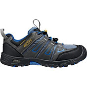 KEEN Kids' Oakridge Waterproof Hiking Shoes