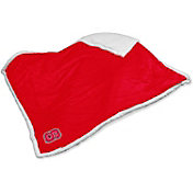 NC State Wolfpack Sherpa Throw