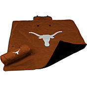Logo Texas Longhorns All Weather Blanket