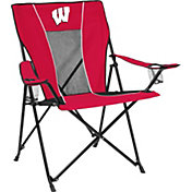 Wisconsin Badgers Game Time Chair