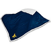 West Virginia Mountaineers Sherpa Throw