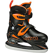 Lake Placid Boys' Nitro 8.8 Adjustable Figure Skates