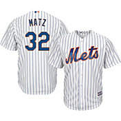 Majestic Men's Replica New York Mets Steven Matz #32 Cool Base Home White Jersey