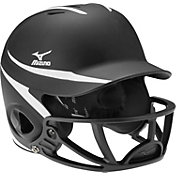 Mizuno MVP G2 Batting Helmet w/ Fastpitch Mask