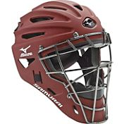 Mizuno Youth Samurai G4 Catcher's Helmet