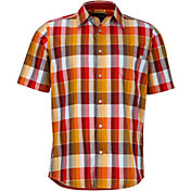 Marmot Men's Cordero Button Down Short Sleeve Shirt