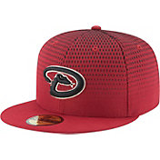 New Era Men's Arizona Diamondbacks 59Fifty Alternate 4 Red Authentic Hat