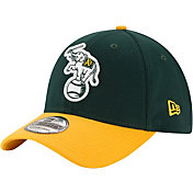 New Era Men's Oakland Athletics 39Thirty 2-Tone Patched Flex Hat