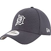 New Era Men's Detroit Tigers 39Thirty Diamond Era Navy Flex Hat