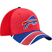 New Era Men's Buffalo Bills 2017 NFL Draft 39Thirty Adjustable Red Hat